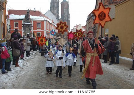 Epiphany Procession