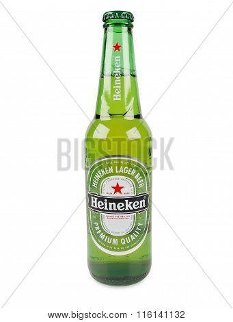 Heineken Bottle Beer