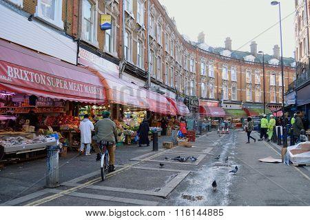 Shops in Brixton Market