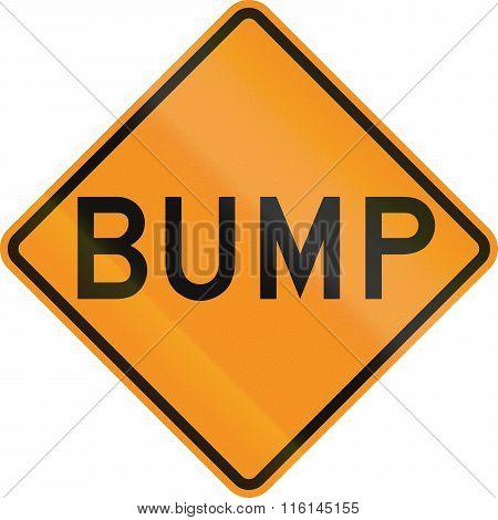 Temporary Road Control Version - Bump