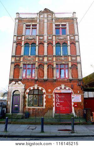Victorian architecture in Brixton