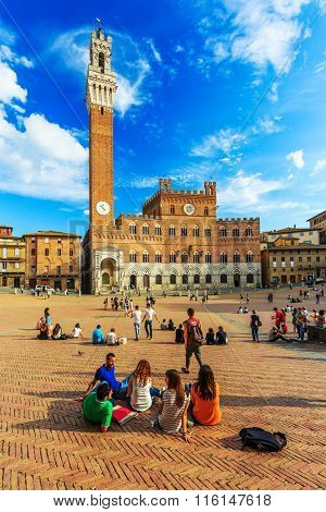 Siena, Itlay.