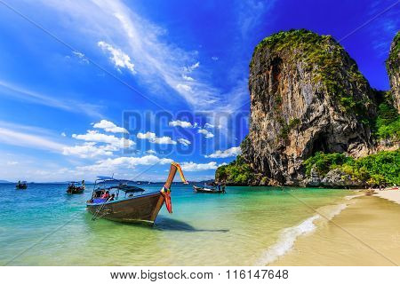 Thailand, Krabi.