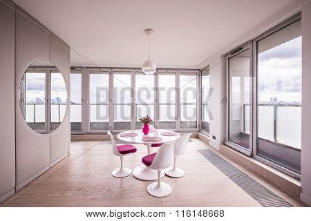 Room With Big Windows