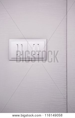 Light Switch In The Flat