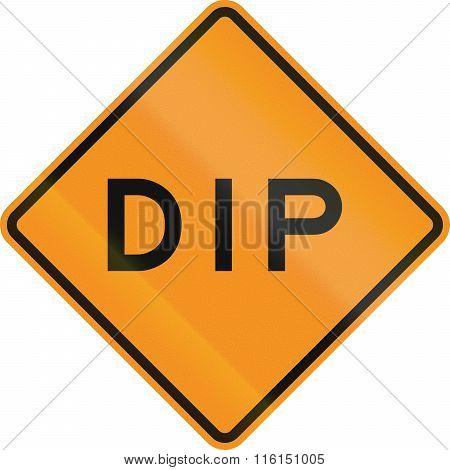 Temporary Road Control Version - Dip