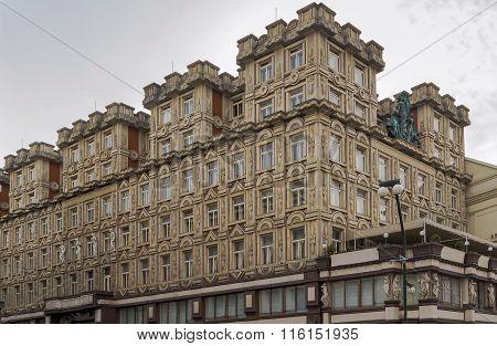 Adria Palace, Prague
