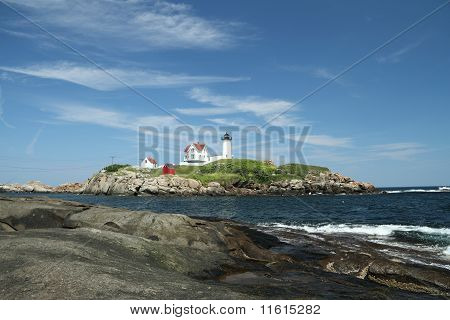 Cape Neddick Nubble