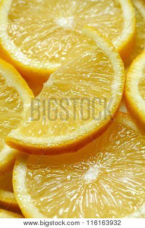 Bright Yellow Lemons