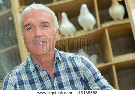 pigeon keeping