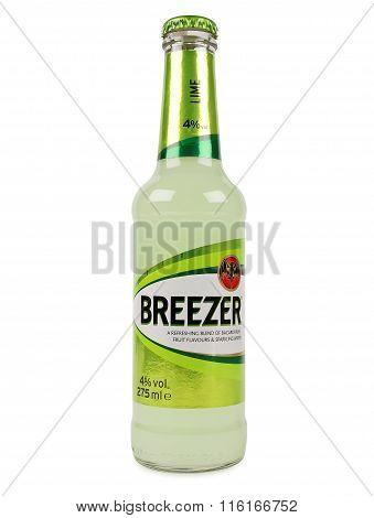 Baccardi Breezer Lime