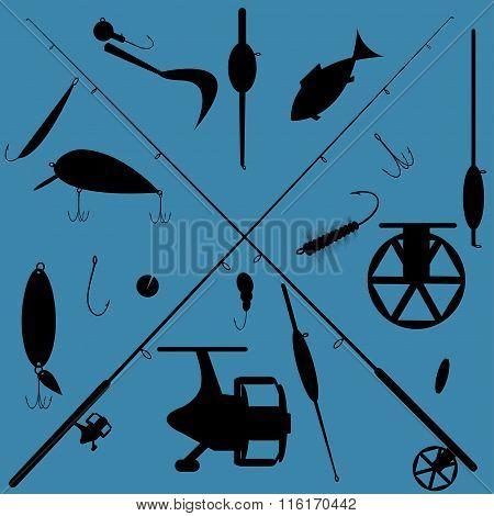 Fishing Equipment Set