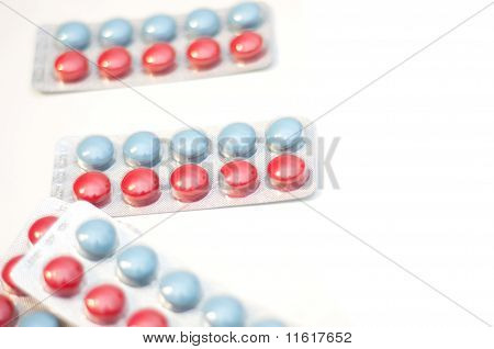 Multi-colored Tablets