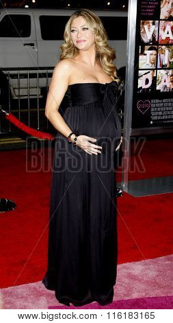 Rebecca Gayheart at the World Premiere of