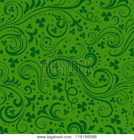 Green Clover Backgrounds