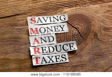 Smart Definition Taxes