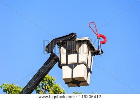 Fire Bucket Ladder For Firefighter