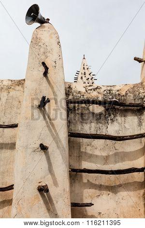 Mosque In Bobo-dioulasso