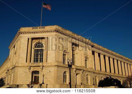 Russell Senate Office Building - Washington DC USA
