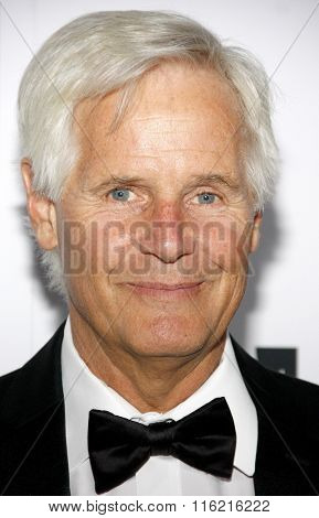Chris Carter at the 66th Annual ACE Eddie Awards held at the Beverly Hilton Hotel in Beverly Hills, USA on January 29, 2016.