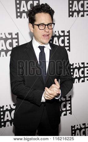 J.J. Abrams at the 66th Annual ACE Eddie Awards held at the Beverly Hilton Hotel in Beverly Hills, USA on January 29, 2016.