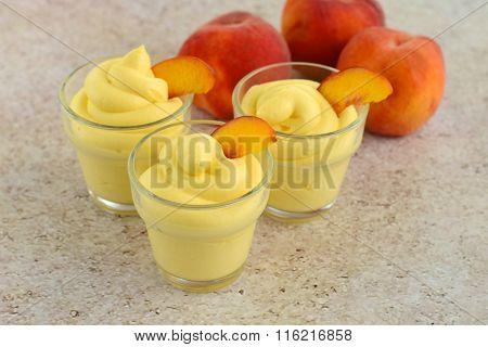 Peach Mousse