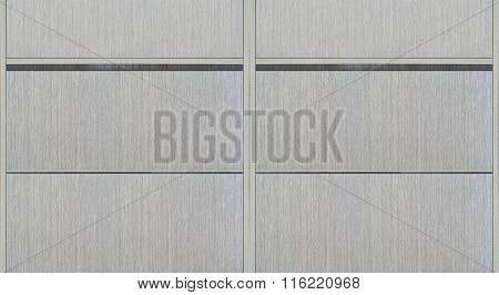High Tech Brushed Aluminum Metal Texture