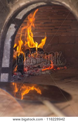 Rustic oven