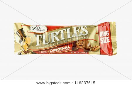 Demet's Tutrtles Candy Clusters