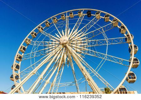 Wheel Of Excellence Ferriswheel In Cape Town