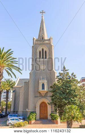 St Martini Lutheran Church In Long Street Cape Town South Africa.