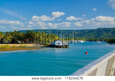 The Harbour Of Port Douglas