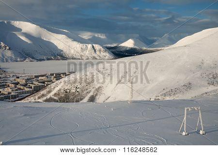 Hibiny Winter