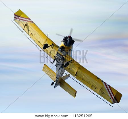 Crop Duster Airplane