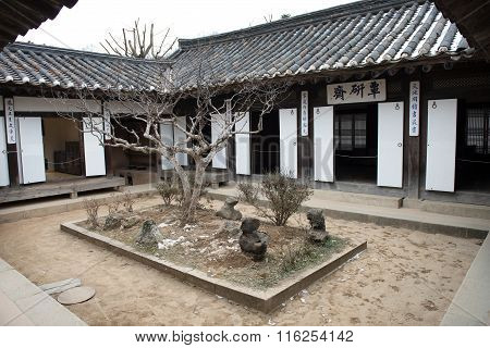 Korea Traditional Houses