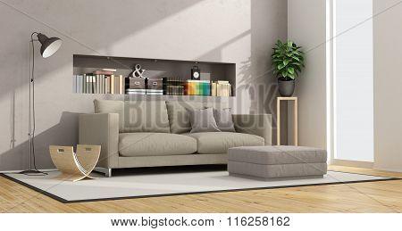 Cntemporary Living Room