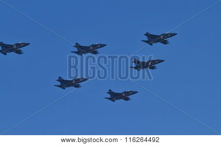 Parade Of Military Aviation Military Space Forces Of Russia