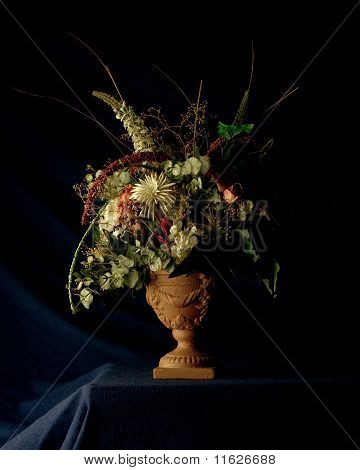Potted Flower Arrangement