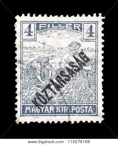 Hungary 1918