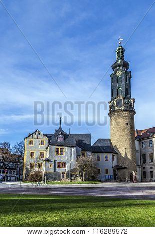 City Castle, Weimar