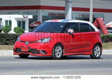 Private Car, Mg3.