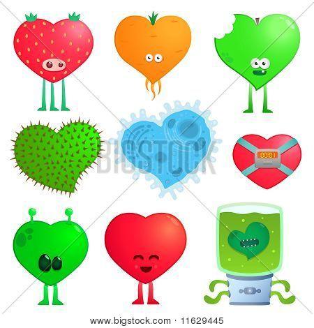 crazy hearts