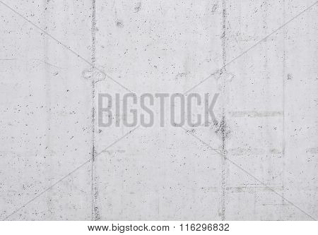 Brand new concrete wall background