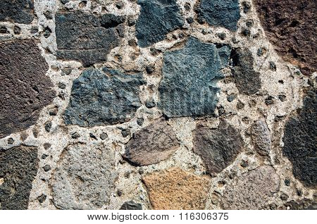 Architectural background - stone wall