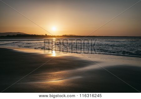 Beach in Queensland, Australia