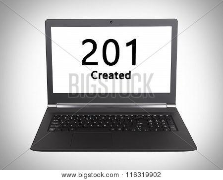 Http Status Code - 201, Created