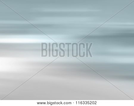 Horizon background - abstract grey blue gradient