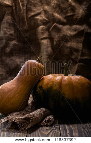Two Squashes