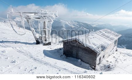 Old Snowy Ropeway