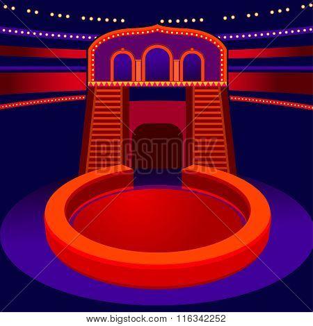 Vector Circus Arena